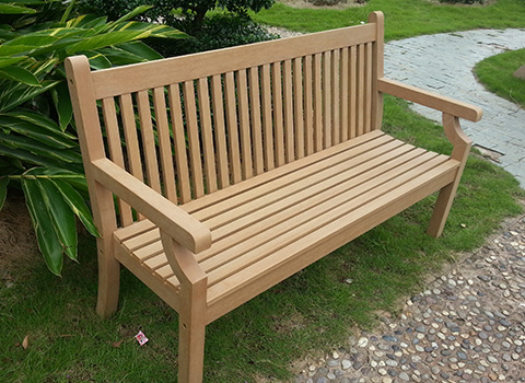 The Winawood bench range available